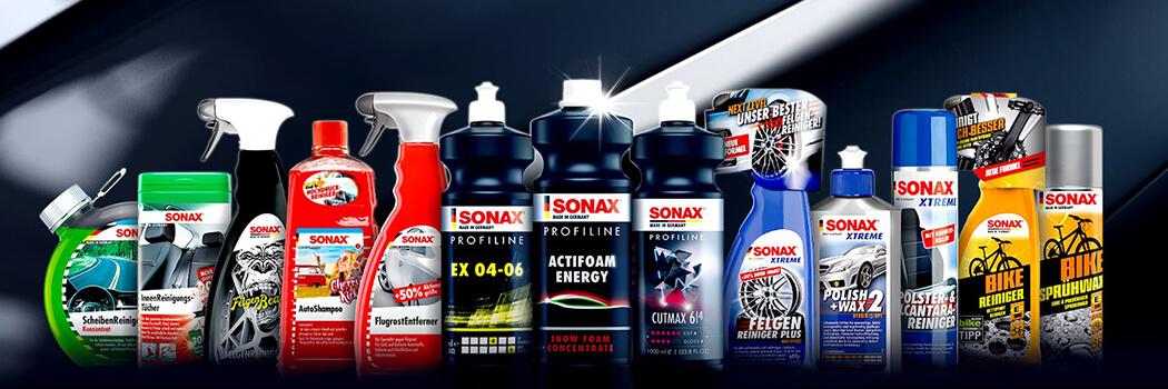 Страхотни отличия за Sonax в Германия